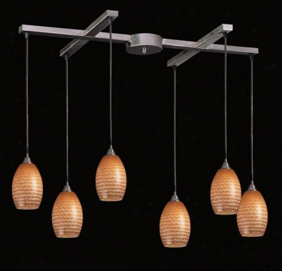 517-6-c - Elk Lighting - 517-6-c > Pendants