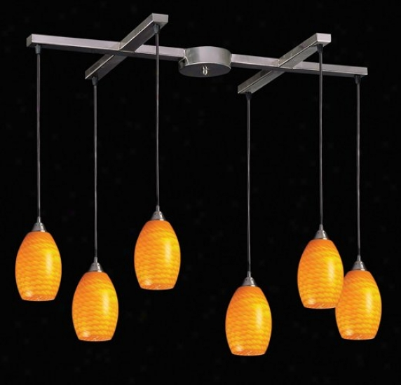 517-6-cn - Elk Lighting - 517-6-cn > Pendants
