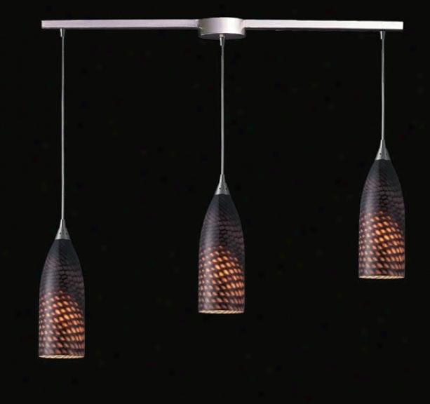 522-3l-pv - Elk Lighting - 522-3l-pv > Pendants