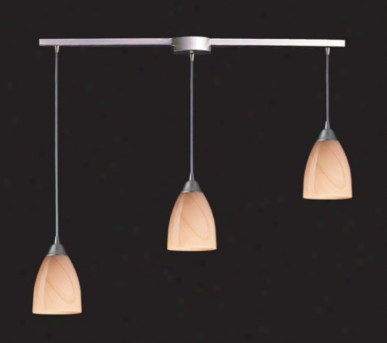 527-3lsy - Elk Lighting - 527-3lsy > Pendants