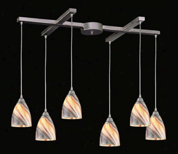 527-6a - Elk Lighting - 527-6a > Pendants