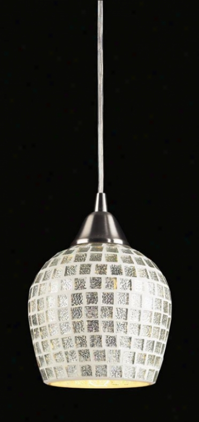528-1slv - Elk Lighting - 528-1slv > Pendants