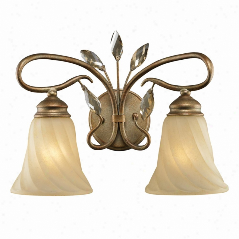 5400-ba2-rg - Golden Lightinng - 5400-ba2-rg > Wall Sconces