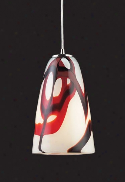 541-1crw - Elk Lighting - 541-1crw > Pendants