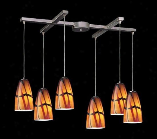 541-6jas - Elk Lighting - 541-6jas > Pendants