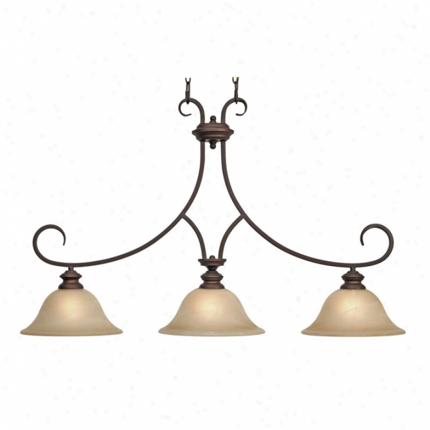 6005-10rbz - Golden Lighting - 6005-10rbz > Billiard Lighting