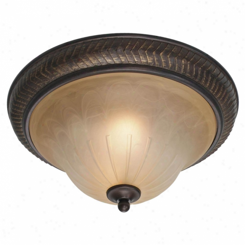 6029-fmeb - Golden Lighting - 6029-fmeb > Flush Mount