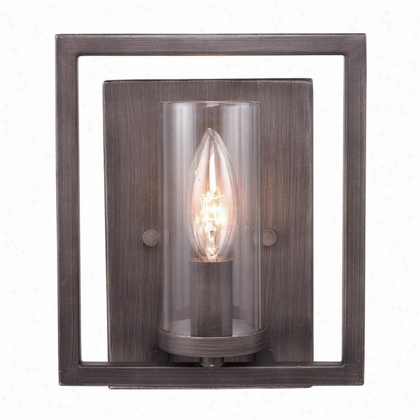 6068-1w-gnt - Golden Lighting - 6068-1w-gmt > Wall Sconces