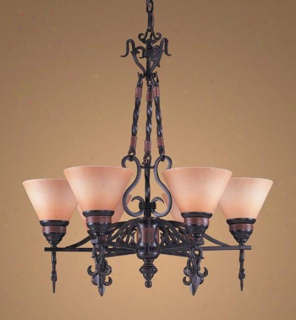 6080_6 - Elk Lighting - 6080_6 > Chandeliers