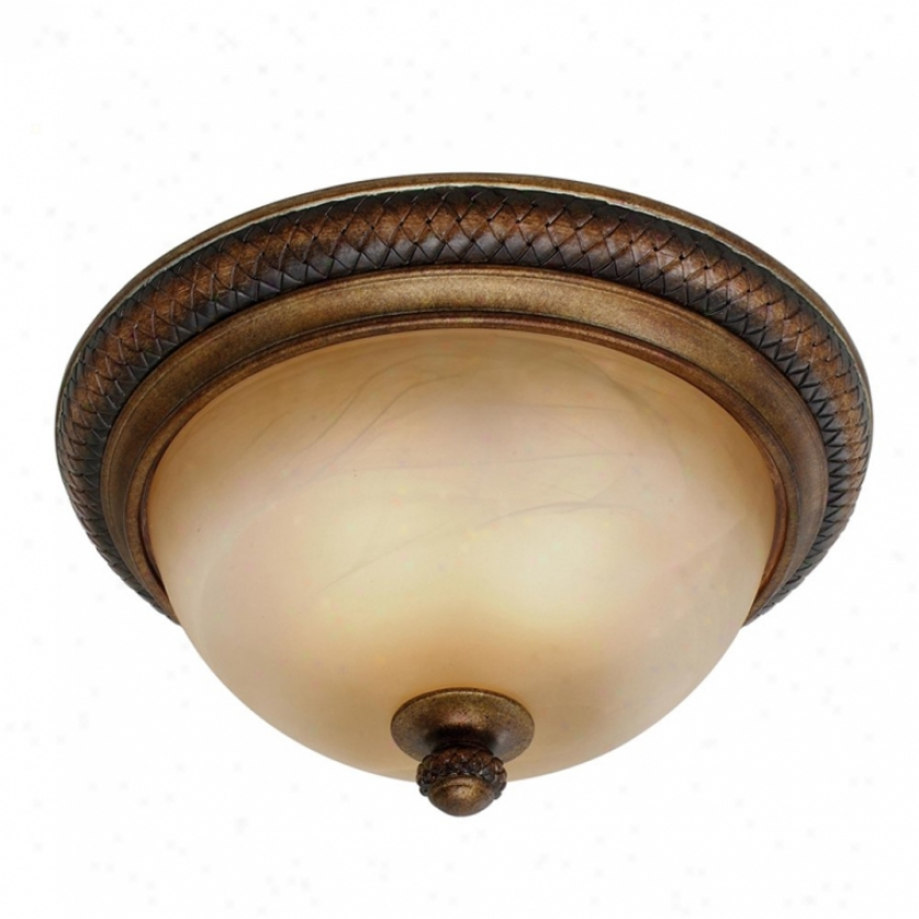 6095-fmgp - oGlden Lighting - 6095-fmgp > Fljsh Mount