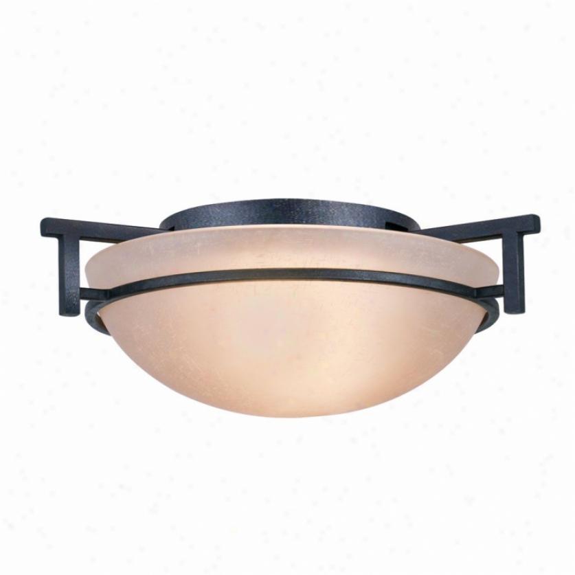 6262-fmdni - Golden Lighting - 6262-fmdni > Flush Mount