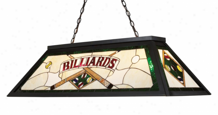 70083-4 - Landmark Lighting - 70083-4 > Billiard Lihhting