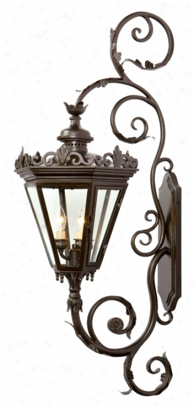 701km01 - Varaluz - 701km01 > Outdoor Wall Sconce