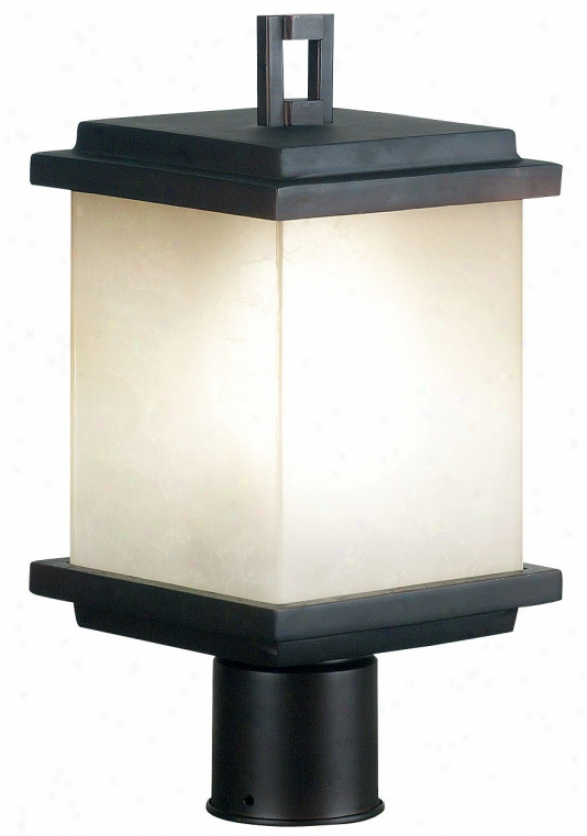 70214orb - Kenroy Home - 70214orb > Post Lights