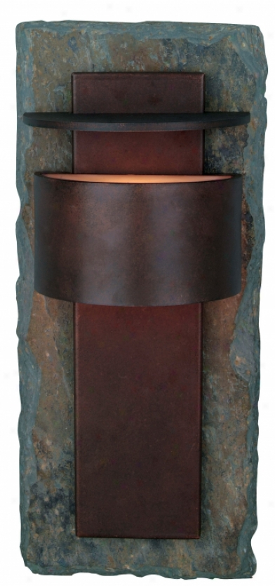 70285sl - Kenroy Home - 70285sl > Outdoor Wall Sconce