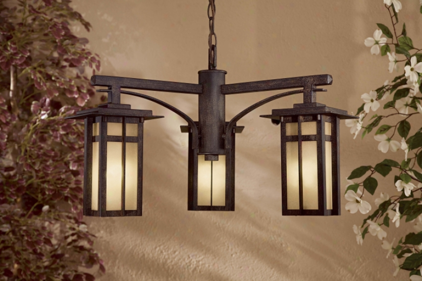 71100-357-pl - The Great Outdoors - 71100-357-pl > Outdoor Chandelier