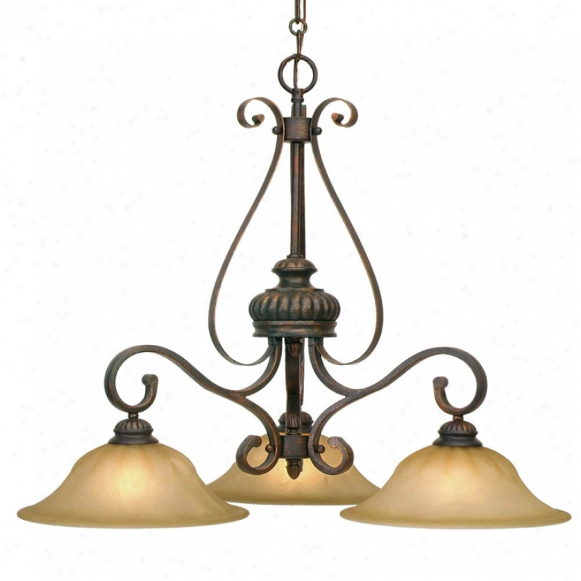 7116-nd3lc - Golden Lighting - 7116-nd3lc > Chandeliers