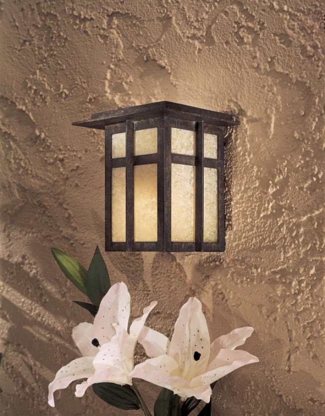 71197-357-pl - The Great Outdoors - 71197-357-pl > Outdoor Wall Sconce