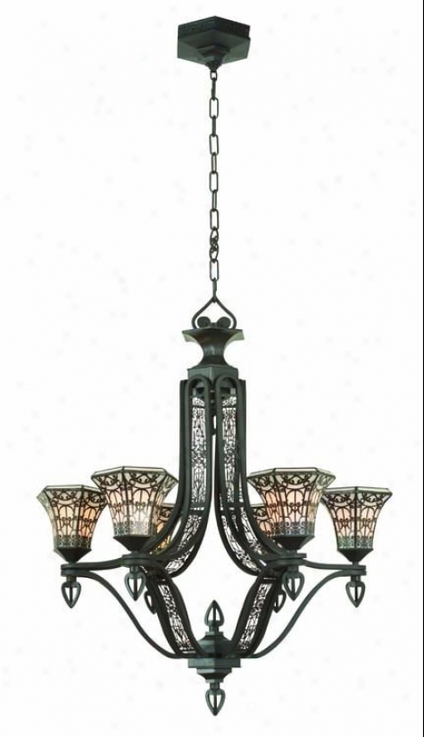 744621 - World Imports - 744621 > Chandeliers