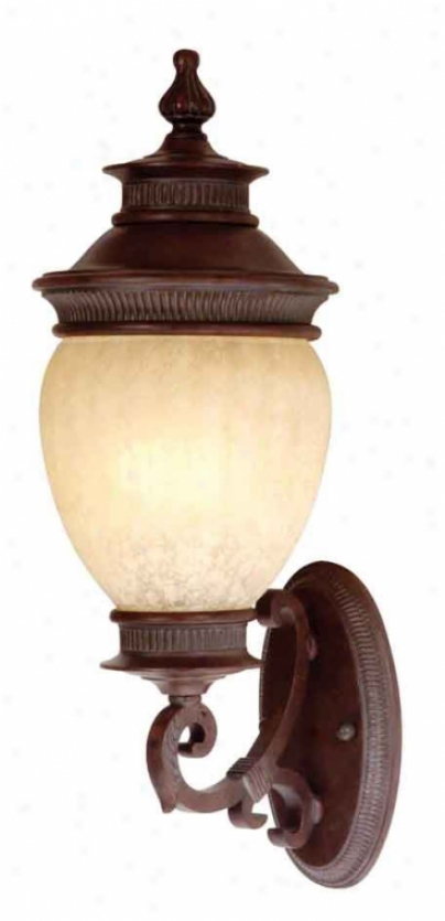 7815-20 - International Lighting - 7815-20 > Outdoor Wall Sconce