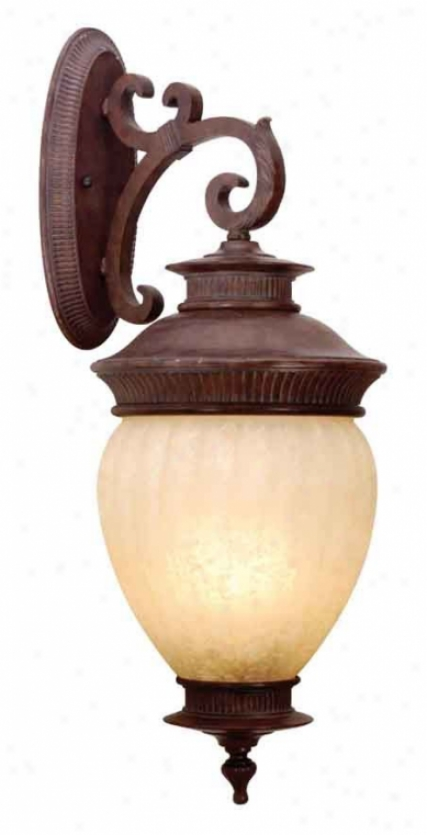 7816-20 - International Lighting - 7816-20 > Outdoor Wll Sconce