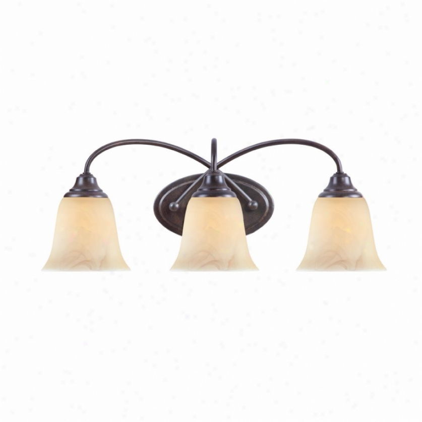 8013-ba3-pc - Golden Lighting - 8013-ba3-pc > Wall Sconces