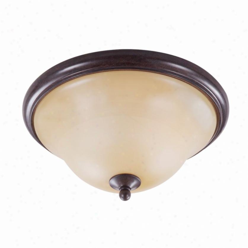 8013-fm-pc - Golden Lighting - 8013-fm-pc > Fluush Mount