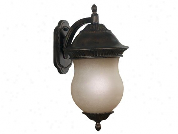 80542gbrz -K enroy Home - 80542bbrz > Outdoor Wall Sconce