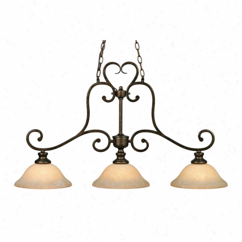 8063-10bus - Golden Lighting - 8063-10bus > Billiard Lighting