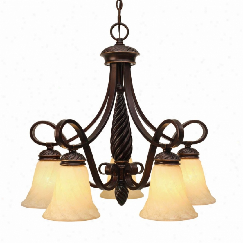 8106-d5cdb - Golden Lighting - 8106-d5cdb > Chandeliers