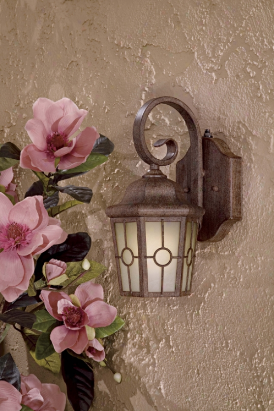 8211-61-pl - The Great Outdoors - 8211-61-pl > Exterior Wall Sconce