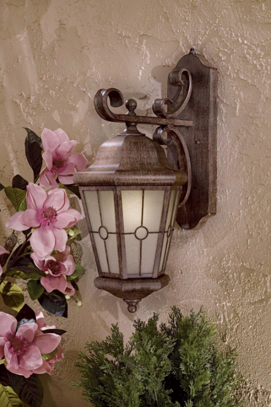 8213-61-pl - The Great Outdoors - 8213-61-pl > Outdoor Wall Sconce