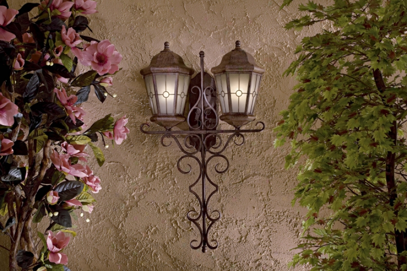 8218-61-pl - The Great Outdoors - 8218-61-pl > Outdoor Wall Sconce