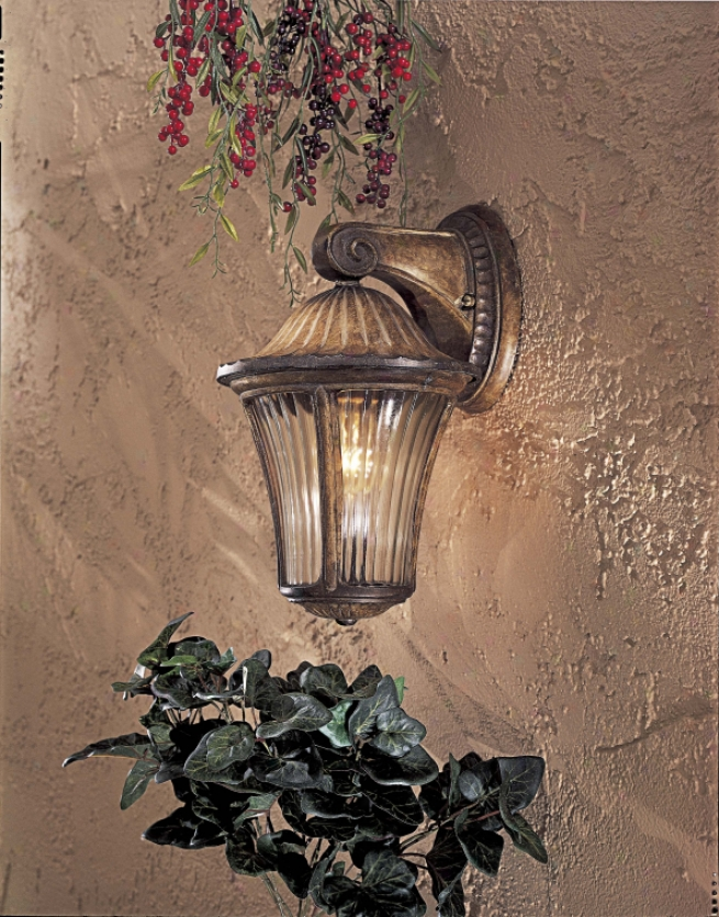 8232-163 - The Great Abroad - 8232-163 > Outdoor Wall Sconce