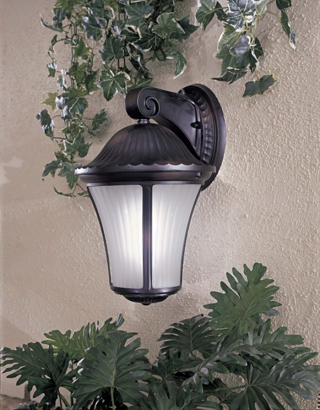8233-94-pl - The Great Outdoors - 8233-94-pl > Outdoor Wall Sconce
