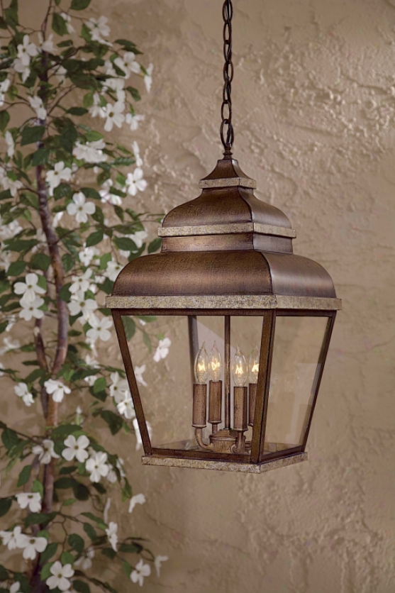 8268-161 - The Great Outdoors - 8268-161 > Exterior Pendants