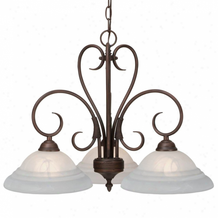 8505-nd3rba - Golden Lighting - 8505-nd3rbz > Chandeliers