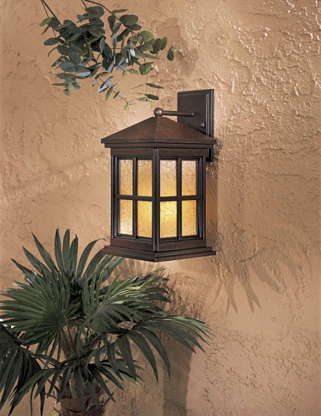 8562-51-pl - The Great Outdoors - 8562-51-pl > Outdoor Wall Sconce