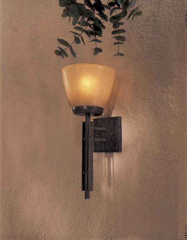 8631-357 - The Great Outdoors - 8631-357 > Outdoor Wall Sconce