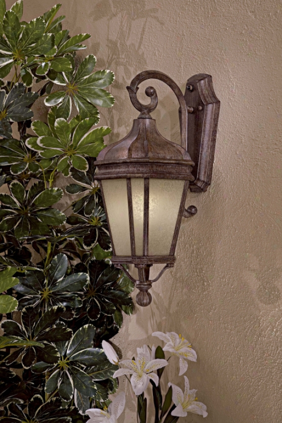 8691-1-61-pl - The Great Outdoors - 8691-1-61-pl > Outdoor Wall Sconce