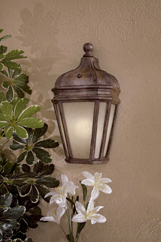 8698-1-61-pl - The Great Outdoors - 8698-1-61-pl > Outdoor Wall Sconce