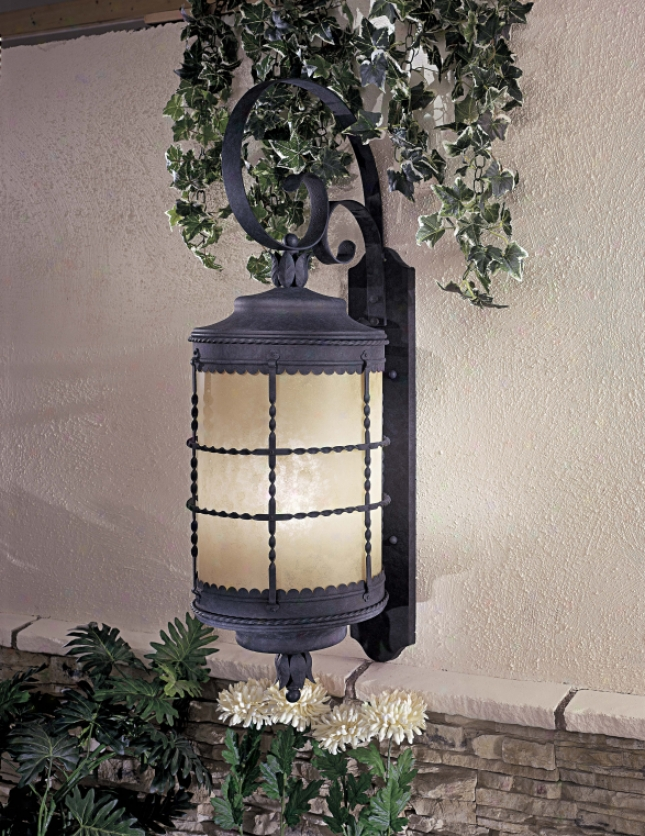 8883-39-pl - The Great Outdoors - 8883-39-pl > Outdoor Wall Sconce