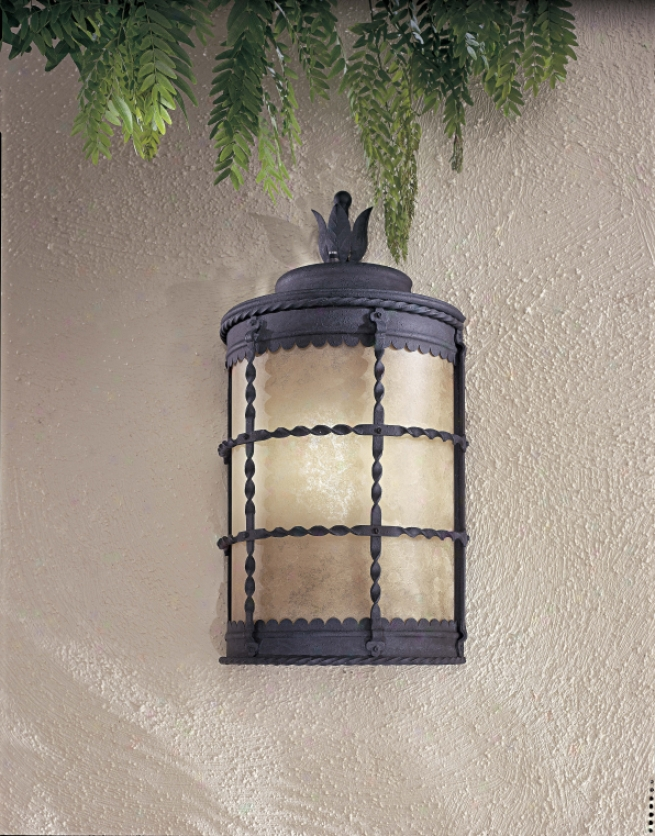 8887-39-pl - The Great Outdoors - 8887-39-pl > Outdoor Wall Sconce