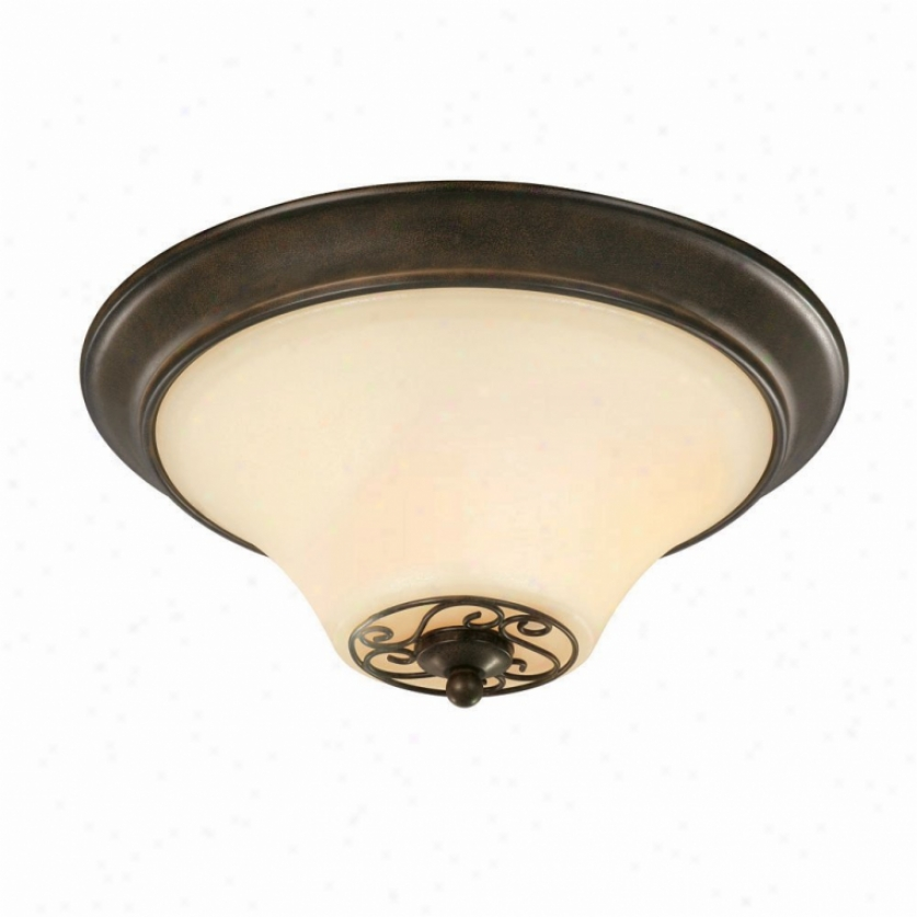 8989-fm-pc - Golden Lighting - 8989-fm-pc > Flush Mount