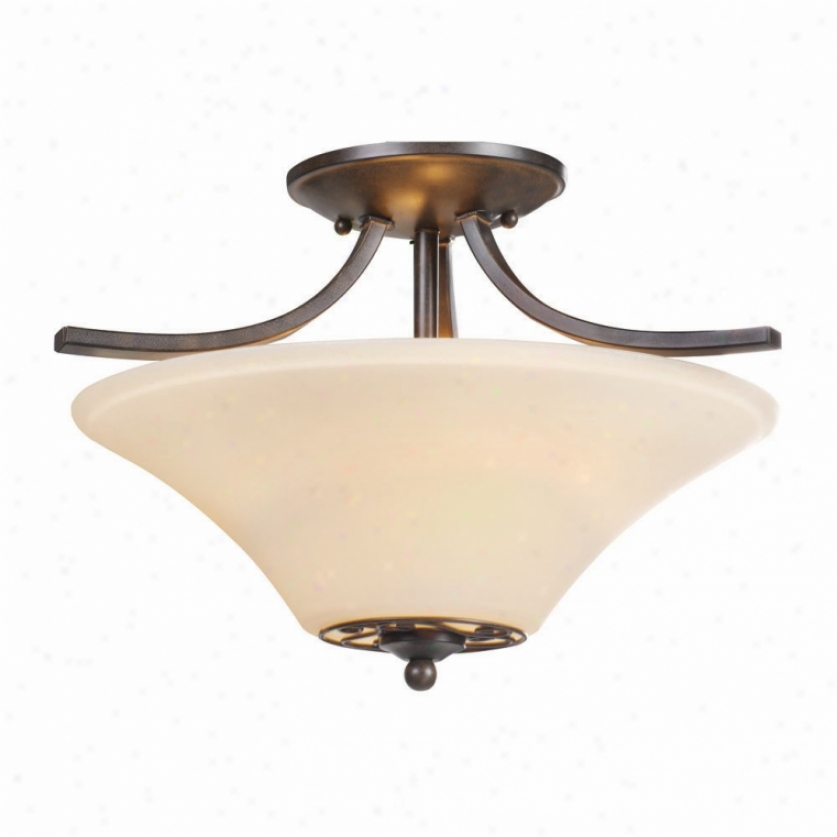 8989-sf-pc - Golden Lighting - 8989-sf-pc > Semi Flush Mount