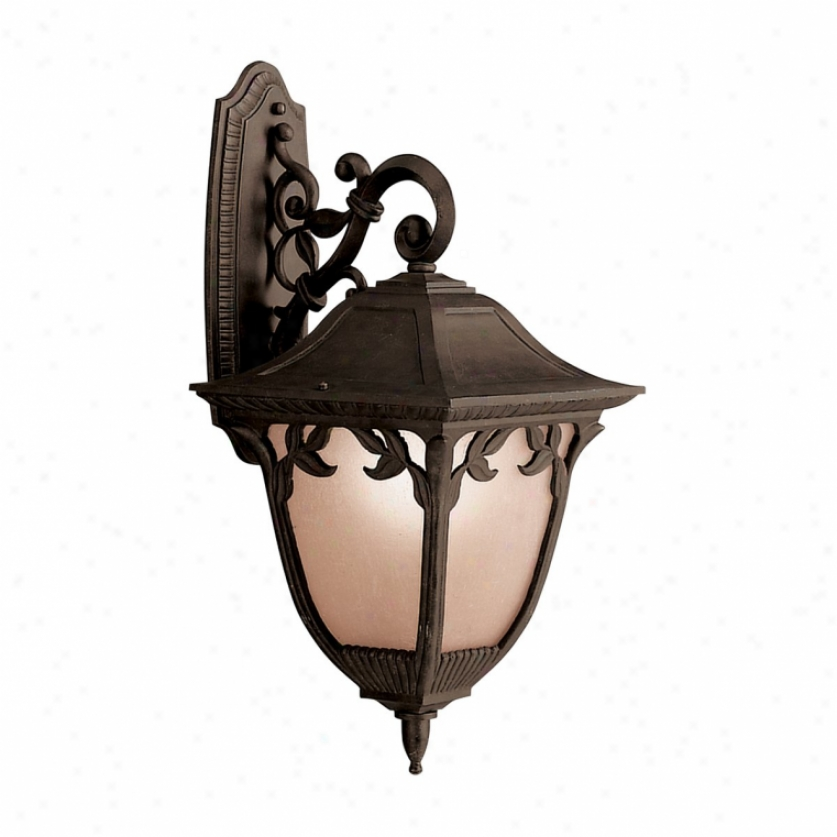 9026lz - Kichler - 9016lz > Outdoor Wall Sconce