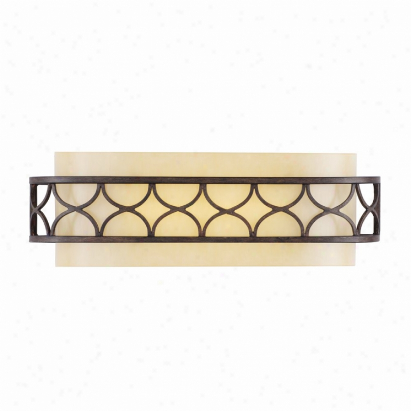 9018-vls-cob - Golden Lighting - 9018-vls-cob > Wall Sconces