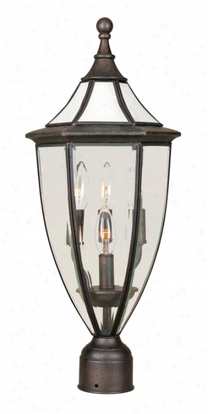 906406 - World Imports - 906406 > Post Lights