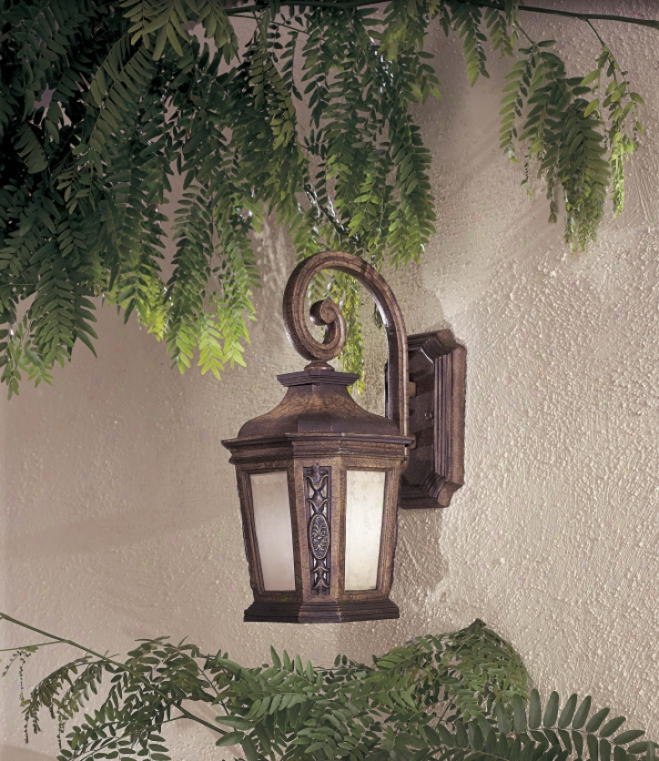 9088-407-pl - The Great Outdoors - 9088-407-pl > Outdoor Wall Sconce