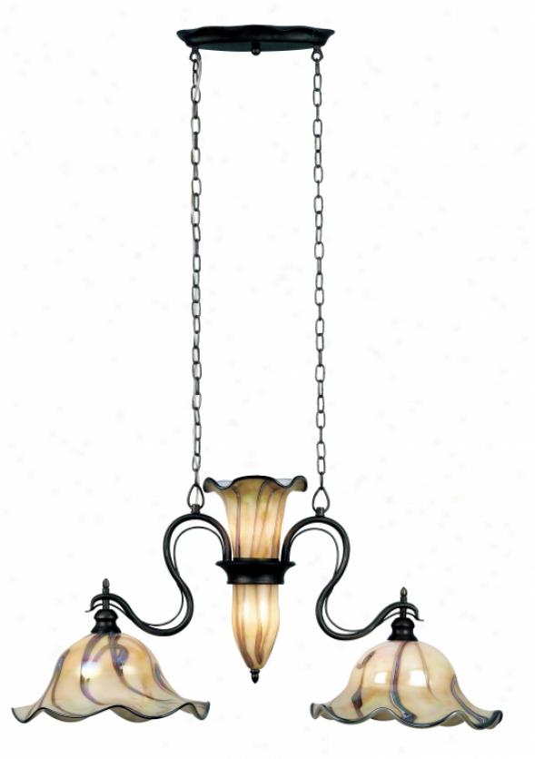 90889ts - Kenroy Home - 90889ts > Billiard Lightng